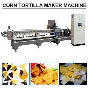 Multifunction Large Output Corn Tortilla Maker Machine For Corn Raw Materials
