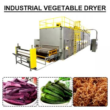 380v Stainless Steel Industrial Vegetable Dryer With High Heating Efficiency