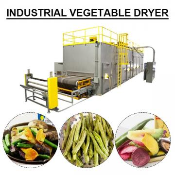 Sgs Compliant 60kw Industrial Vegetable Dryer With Self-cleaning