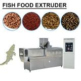 380v/50hz Energy Saving Fish Food Extruder With Plc Control System
