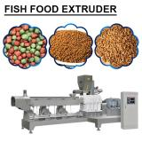 100kg/h Output Fish Food Extruder With Running Steadily And Reliability,Easy Operation