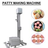 Fully Automatic 55kw Patty Making Machine For Pastry