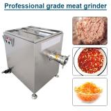 Large Output 100kg/h Professional Grade Meat Grinder Made Of Stainless Steel 304