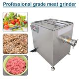 45kw Automatic Professional Grade Meat Grinder,Easy Operation And Clean