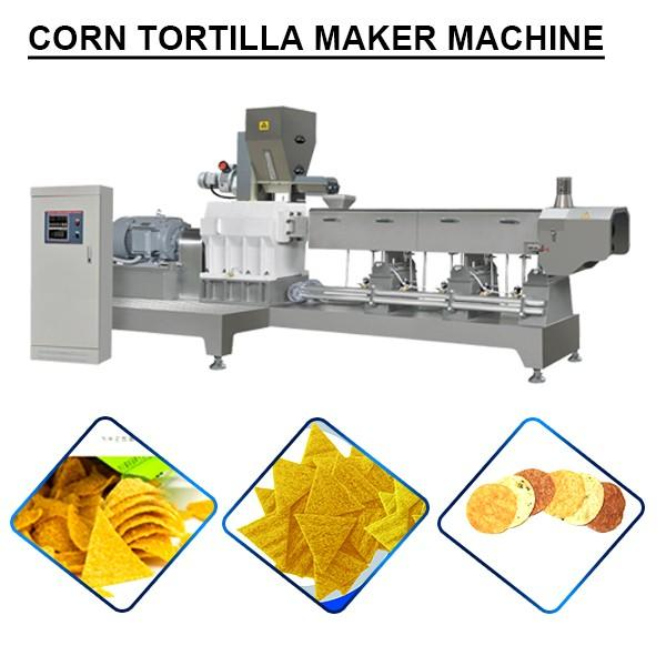 380v/50hz Easy Operation Automatic Corn Tortilla Maker Machine,Stable Quality #1 image