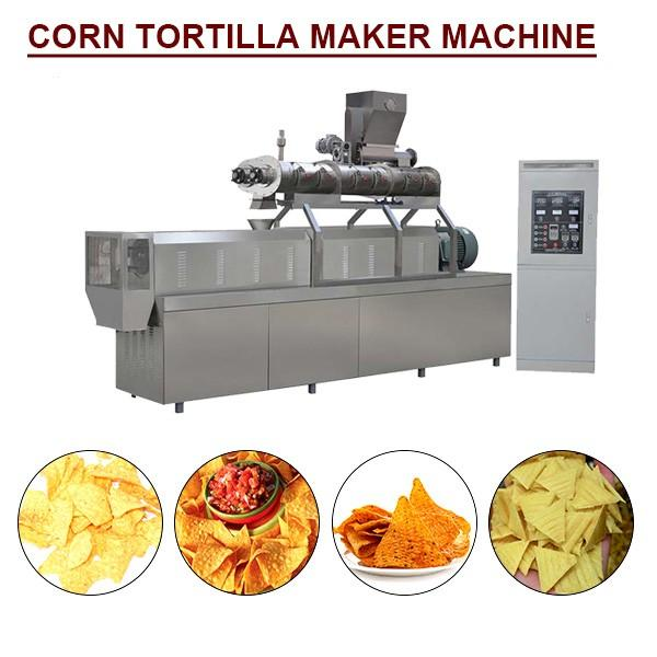 Stainless Steel Corn Tortilla Maker Machine With High Efficiency,low Cost #1 image