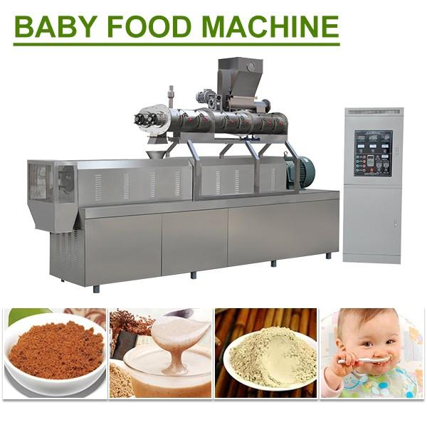 50-200kw Baby Food Machine Machine With Low Noise,Convenient #1 image