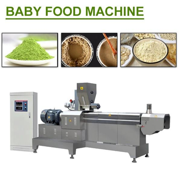 Iso Ce Certification Baby Food Machine With Siemens Motor,Easy Operation #1 image