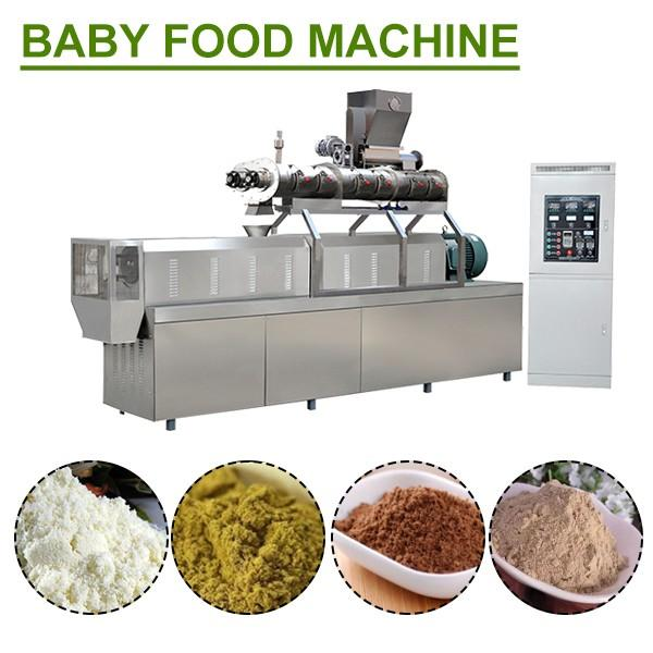 Multifunctional Stainless Steel Baby Food Machine,Nutritional Flour Processing Machines #1 image