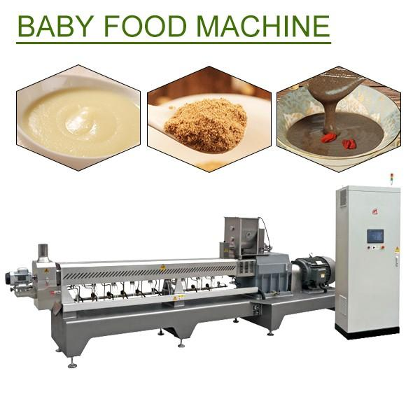 Ce Specification 200kw Baby Food Machine With Self-cleaning Function #1 image