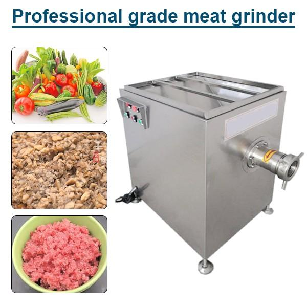 45kw Automatic Professional Grade Meat Grinder,Easy Operation And Clean #1 image