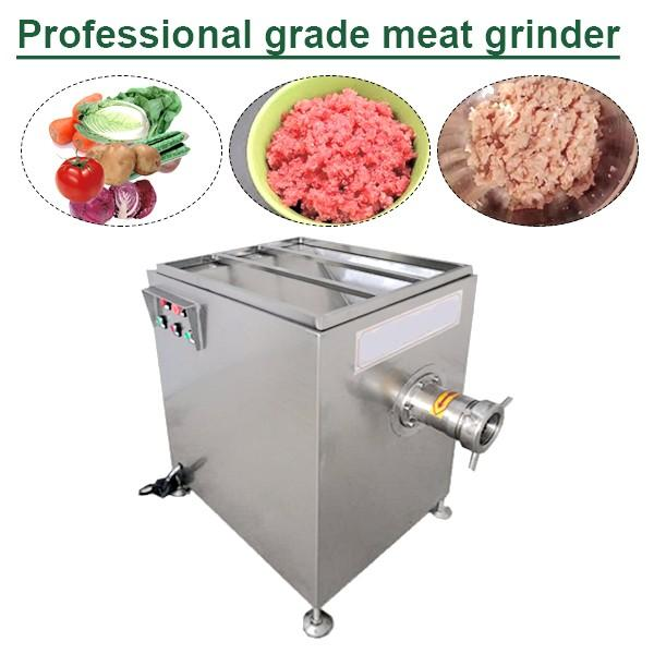 30kw High Automation Professional Grade Meat Grinder 200-240kg/h Capacity #1 image
