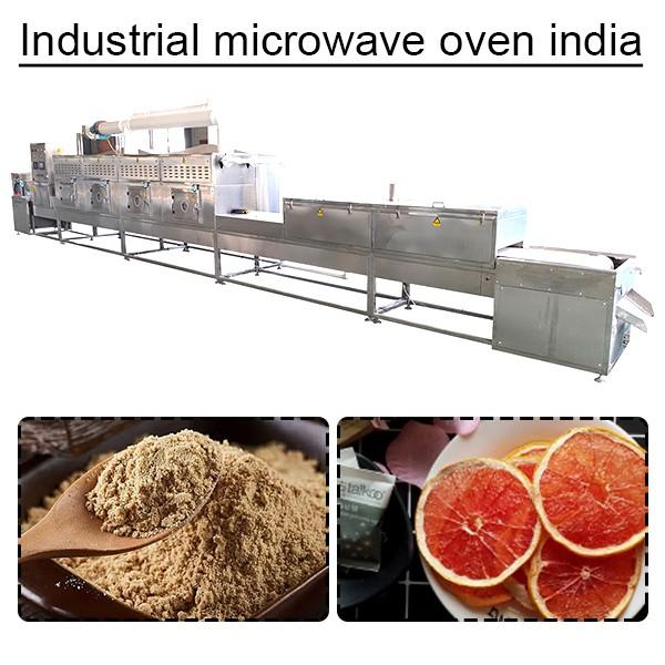 Plc System Industrial Microwave Oven India With Siemens Main Motor,long Life Time #1 image