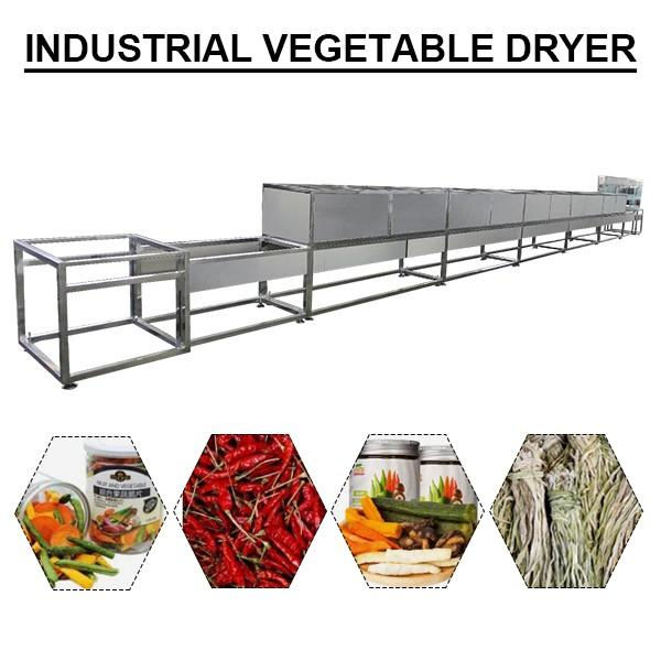 90kw Low Electricity Industrial Vegetable Dryer,Large Food Dehydrator #1 image