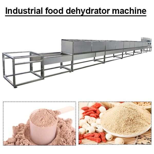 120-200kw Convenient Industrial Food Dehydrator Machine With Larger Output #1 image