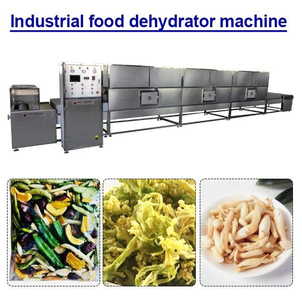 Easy Operation Energy Saving Industrial Food Dehydrator Machine Frequency Speed Control System #1 image